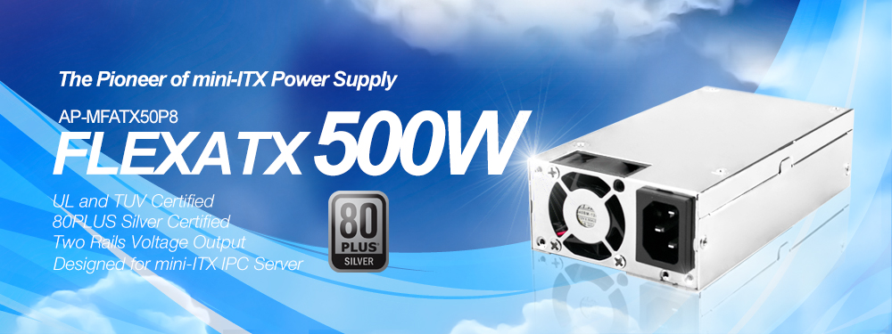 ATHENA POWER FLEX ATX 500W